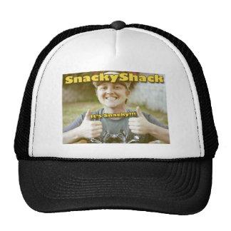Materias de SnackyShack Gorras
