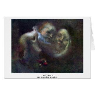 Maternidad de Carrière Eugène Tarjeton