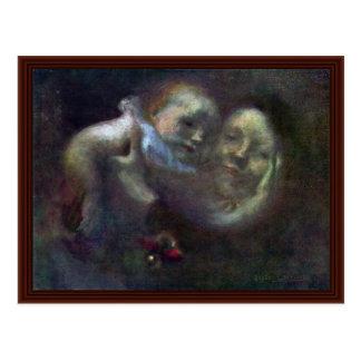 Maternidad de Carrière Eugène Postales