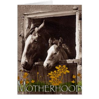 Maternidad Tarjetas