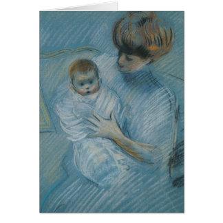 Maternidad Tarjetón