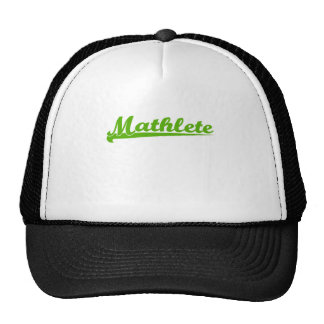 Mathlete Gorro De Camionero