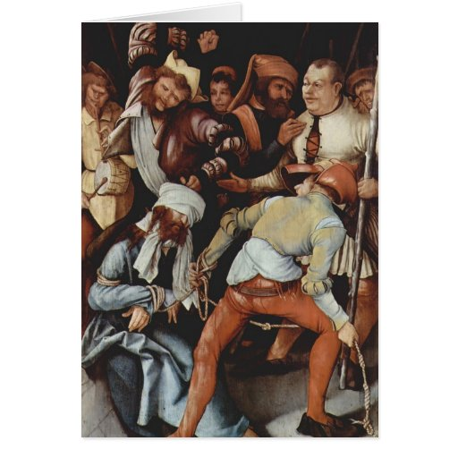 Matías Grünewald- el imitar de Cristo Felicitacion