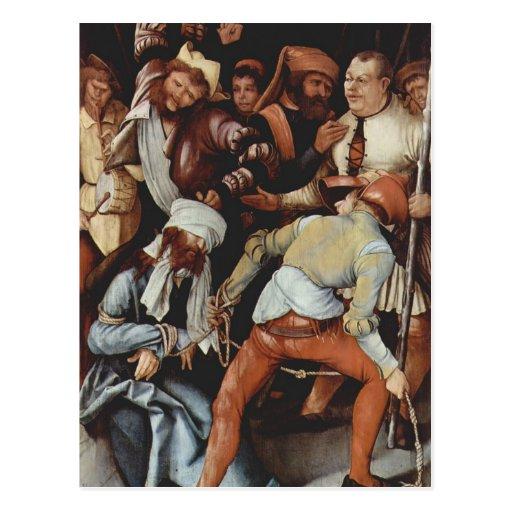 Matías Grünewald- el imitar de Cristo Postales