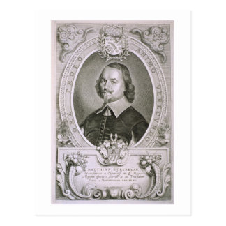 Matías Mylonius Biorenklou (1607-71) de 'Portr Postal