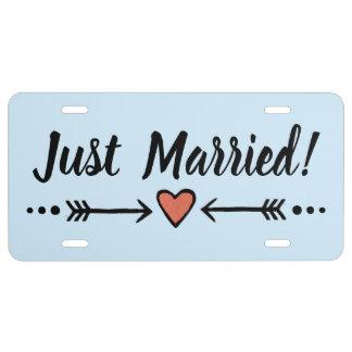 Matrícula ¡Azul apenas casado! - Casar luna de miel rosada