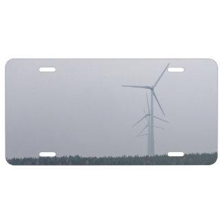 Matrícula Las turbinas de viento generan poder