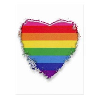 Matrimonio homosexual de la ayuda postal