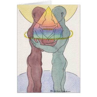 Matrimonio homosexual o tarjeta de unión