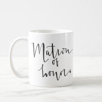Matrona de la taza del honor