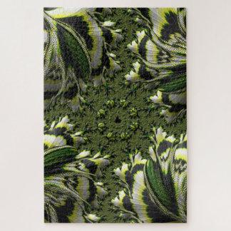 Maxi puzle con box de regalo (fractal style 010)