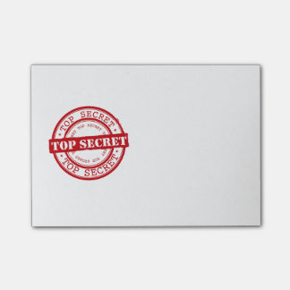 Máximo secreto notas post-it®