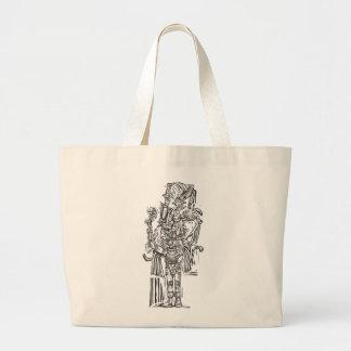 Maya alto bolsas de mano