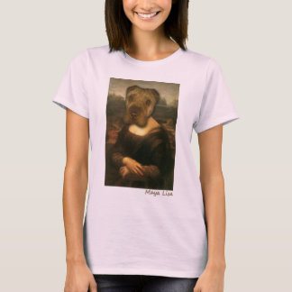 Maya Lisa - camisa clásica de la belleza de
