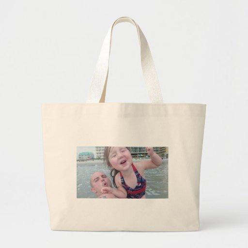 Maya y papá bolsas de mano