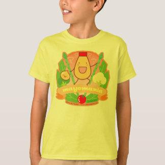 mayomania camiseta