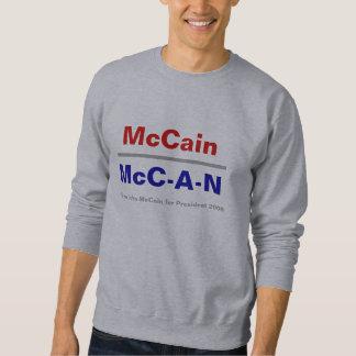 McC-UNO-n - Camiseta larga de la manga