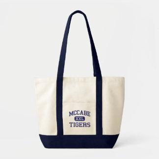 McCabe - tigres - joven - Mendota California Bolsas