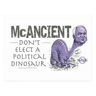 McCain anti McAncient Postal