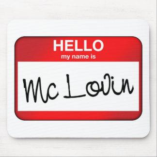 McLovin Alfombrilla De Ratón