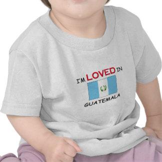 Me aman en GUATEMALA Camiseta