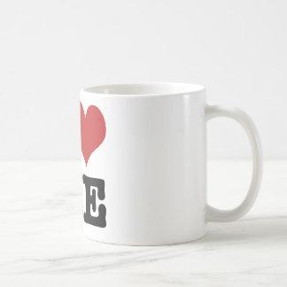 Me amo tazas de café