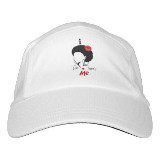 Me defino gorra gorra de alto rendimiento
