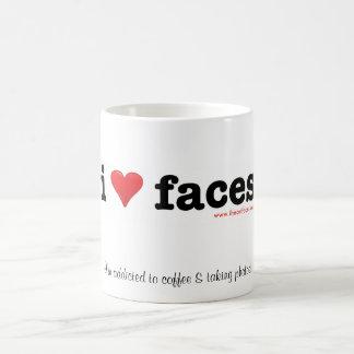Me envician al café y las fotos el tomar taza básica blanca