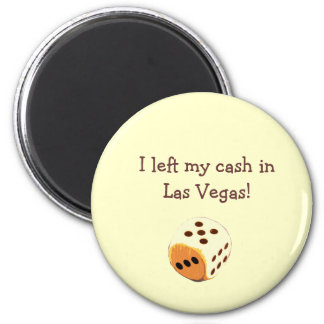 ¡Me fui mi cobro adentro Las Vegas! Imán