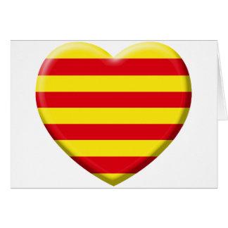 Me gustan a los Catalanes Felicitación