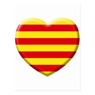 Me gustan a los Catalanes Postal