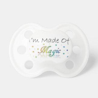 Me hacen de magia chupete