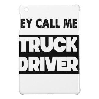 me llaman un conductor de camión