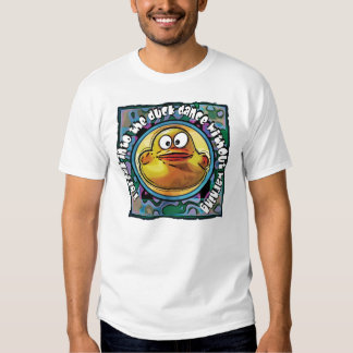 me rompo en la danza del pato camisetas