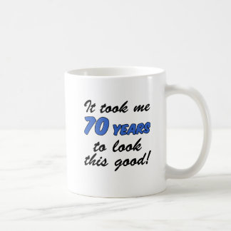 Me tardó 70 años de taza