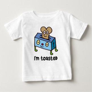Me tuestan camiseta de bebé