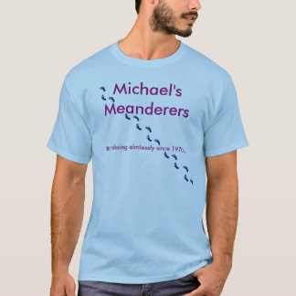 Meanderers de Michael Camiseta