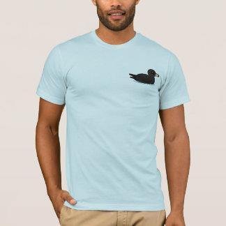 meauca Carne-con base Camiseta