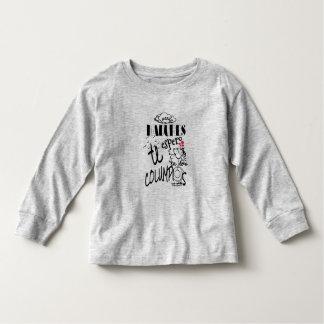 Meavisarás Camiseta Bebé Manga Larga