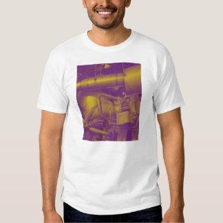 Mecánico Camisetas