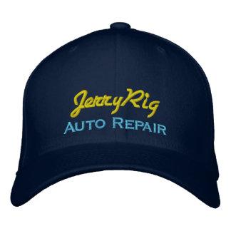 Mecánico de automóviles divertido gorra de beisbol bordada