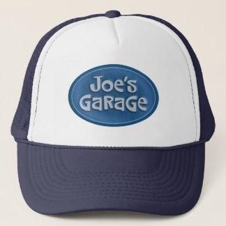 Mecánico retro gorra de camionero