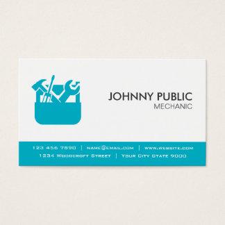 Mecánico - tarjetas profesionales - cualquier