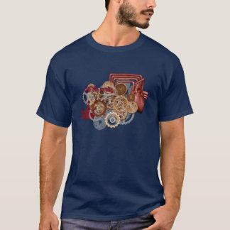 Mecánicos flúidos camiseta