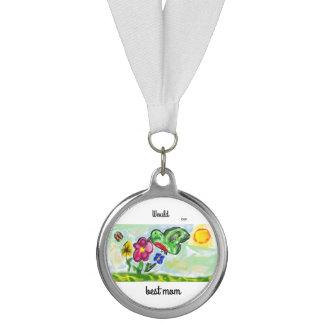 Medalla arte dos del colibrí