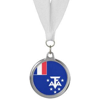 Medalla Bandera meridional y antártica francesa de las