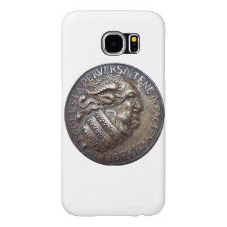 Medalla Diabolica de RetroCharms Fundas Samsung Galaxy S6