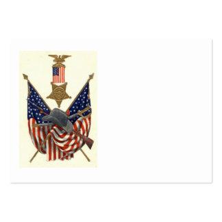 Medalla Eagle de la guerra civil de la unión de la Tarjeta De Visita