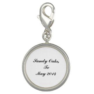 Medallón de los robles de Sandy Dijes