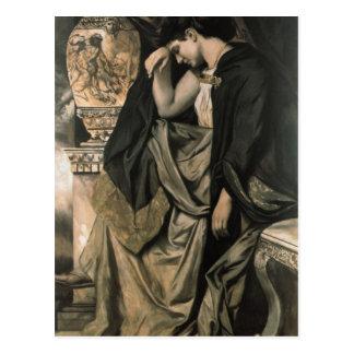 Medea, 1873 postal